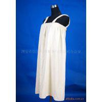 日本睡衣 纯棉睡衣女 女士睡裙夏季 吊带睡裙纯棉