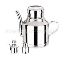 厂家直销 供应江兴不锈钢油壶 调味壶 多用壶