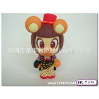 pvc玩具定制 动漫卡通 日本公仔 性感美少女