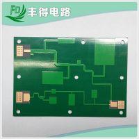 PTFE材料射频板|微波电路板|雷达感应射频电路板生产