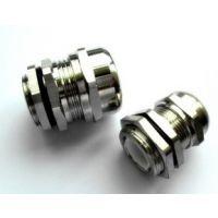 【企业集采】供应金属电缆防水接头 铜接头 M18  PG-11