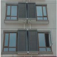 盛世吉林省松原市锌钢百叶窗、锌钢防护窗、别墅空调护栏、组装防盗网,Q195锌钢护栏