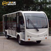 电动观光环保车 18座观光车FR-T18九江景区观光车 厂家直销 全国包邮