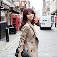 韩国东大门女装外套秋冬新款厂家批发韩版长款外套品牌女装风衣