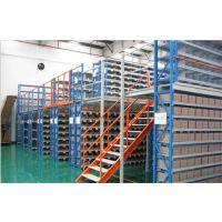 阁楼货架设计、旺达货架阁楼货架厂家(图)、阁楼货架生产商