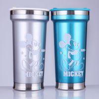 迪士尼不锈钢时尚学生水杯子
