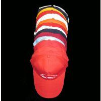 丽江广告帽印字材质纯棉布大理遮阳帽材质帆布制作云南广告帽批发