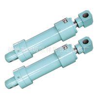 微型液压缸  加工定制: 是 类型: 工程用液压缸 安装形式: 单耳式图片