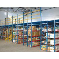 阁楼式仓储货架,仓储货架,重型货架,阁楼架,阁楼货架,货架