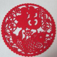 深圳厂家直销2015新款窗花、年画、春节窗花剪纸、喜字贴纸 结婚