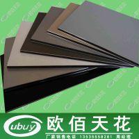 供应墙面保护铝塑板 仿木纹铝塑板 贴墙彩色铝塑复合板