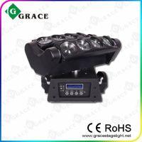 GRACE 款舞台灯 4合1 led 双排四眼光束 摇头蜘蛛灯(GL-X8)