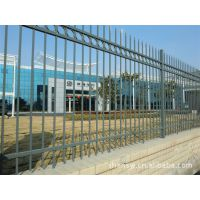 上海供应学校机关围栏公路栅栏铁艺组合组装栅栏
