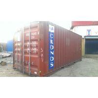 上海联众二手报废集装箱价格20英尺40英尺