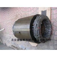 西亚特水冷机组比泽尔压缩机CSH9561-160电机过热维修