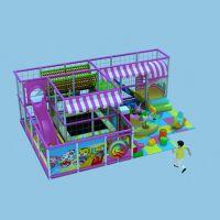 室内儿童游乐场 儿童游乐设备 淘气堡乐园 甜蜜糖果系列 温馨的家