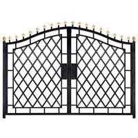 供应铸铝别墅围栏