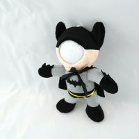 平阳瑞歌立体人脸公仔立体人面娃娃加盟真人公仔蝙蝠侠