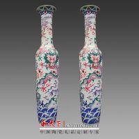 景德镇大花瓶 酒店开业花瓶 大堂装饰花瓶价格