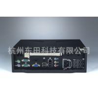 研华科技嵌入式无风扇工控机箱多串网口ARK-6622H原装机整机