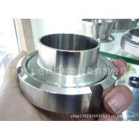 厂家供应不锈钢卫生级螺纹活接头/镀锌活接