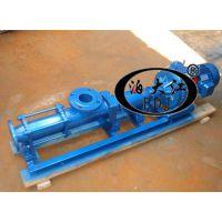 大江泵业直销G30-1单螺杆泵