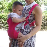 四季通用夏季清凉款婴儿背带宝宝背袋多功能抱袋抱带透气型抱带