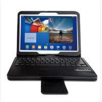 供应新款三星galaxy tab3 10寸平板电脑无线蓝牙键盘皮套 P5200键盘