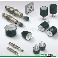 供应进口橡胶材质缓冲器 缓冲垫 双头螺杆缓冲器NLM26100