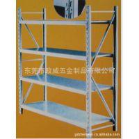 厂家专业订制五金展示架 重型铁架 仓库储物架