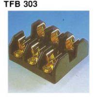 台湾天得 TEND 3P,30A 保险丝座 TFB-303