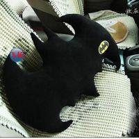 超人蝙蝠侠毛绒玩具公仔布娃娃六一儿童节男创意礼物大号抱枕