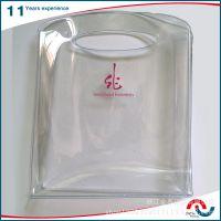 礼品塑料袋 透明pvc毛巾包装袋
