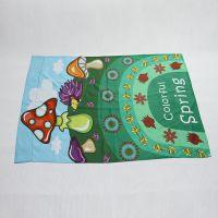 旗王 生产批发各类节日活动等花园旗帜 专业定制 品质保证