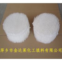 供应吸收塔专用塑料丝网波纹填料_624型/BX500型聚丙烯丝网波纹填料 厂商萍乡金达莱