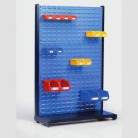 新乡工具挂板架、移动型工具挂板架、单面型挂板架尺寸、富新源