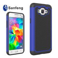 SAM Galaxy Grand Prime二合一机器人手机保护壳 手机配件批发