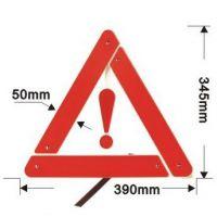 批发汽车三脚架 车用警示牌 车载反光三角架  可折叠式汽车三角架