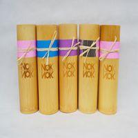 巨匠厂家定制高档欧式环保礼品竹筒装,围巾竹筒装,内衣竹筒包装
