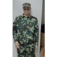 有发迷彩装定做 经典款式 野训军训户外着装迷彩军训服装批发