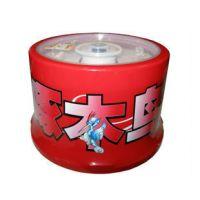 供应正品 啄木鸟心情系列 刻录盘 SMART空白光盘 DVD-R 16X 50片桶装