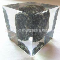 【供应】树脂内埋大理石 POLY工艺品 水晶胶倒模成型