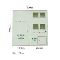 供应山东利安电器玻璃钢电表箱厂家