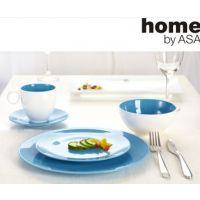正品 欧式瓷器餐具套装 陶瓷碗盘八件套装 餐饮用具
