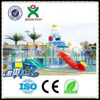 海口三亚市哪里有卖水上乐园游乐设备水上组合滑梯的生产厂家