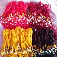 千眼菩提挂件绳批发菩提籽手盘挂绳高档文玩装饰品男女专用手挂绳