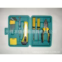 供应 家用五金工具箱  小12件套礼品工具套装 出口品质 价格实惠
