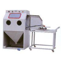 硅胶模具喷砂机 硅胶清洗喷砂机