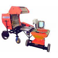 打捆包膜机,牧草保鲜的方法,,融兴机械