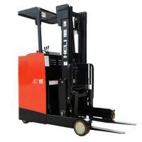 供应合力G系列1.5吨交流站式前移式蓄电池叉车|佛山合力前移式叉车多少钱